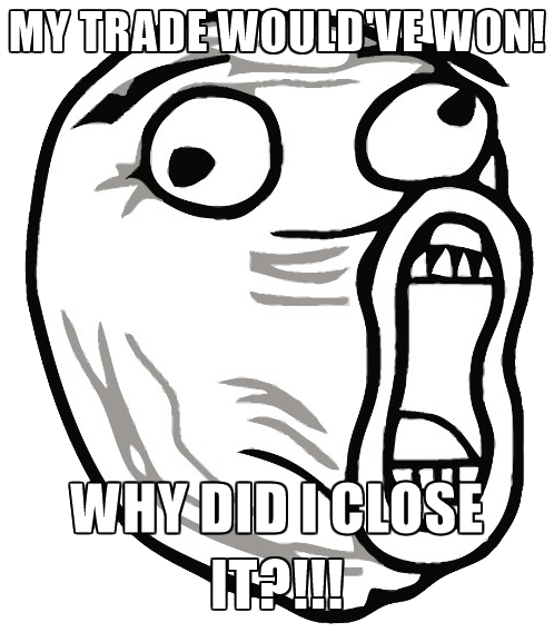 Trade would've won!