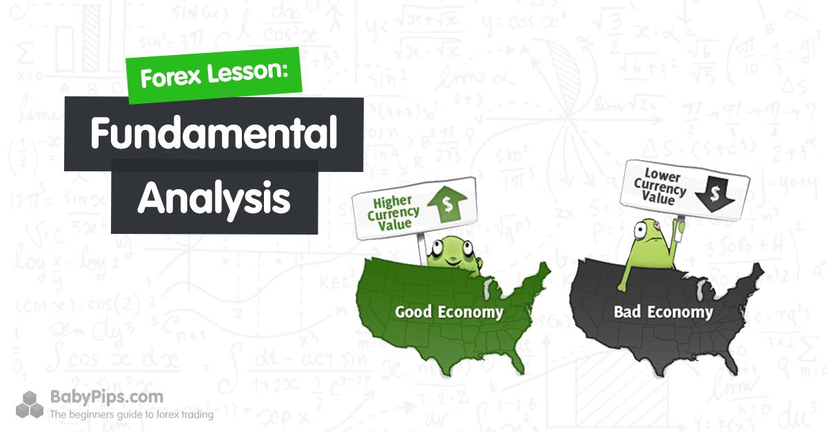 Cara Benar Menganalisis Fundamental - Artikel Forex