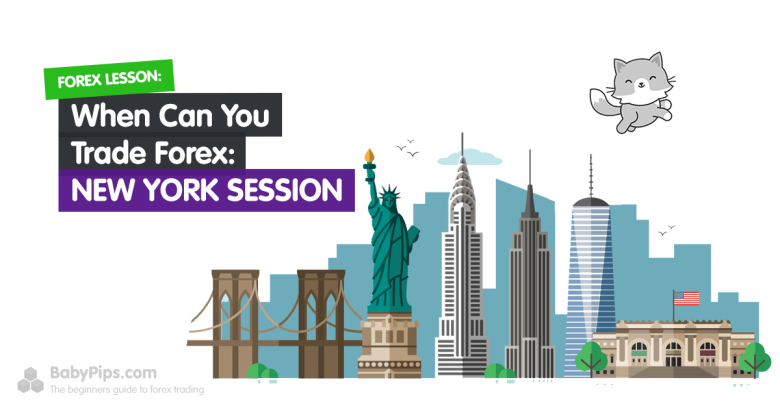 When Can You Trade Forex New York