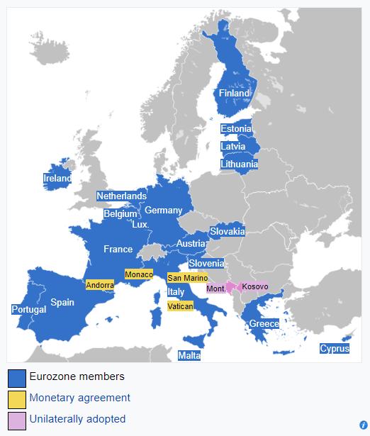 Eurozone Members