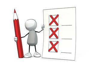 forex checklist