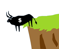The Dollar Smile Theory: Dollar bull falling off a cliff