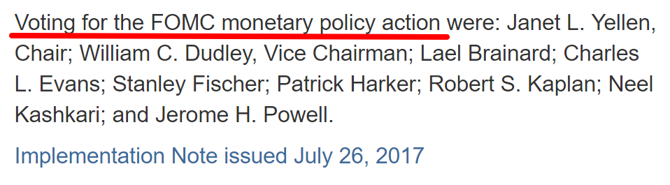 Fomc statement forex