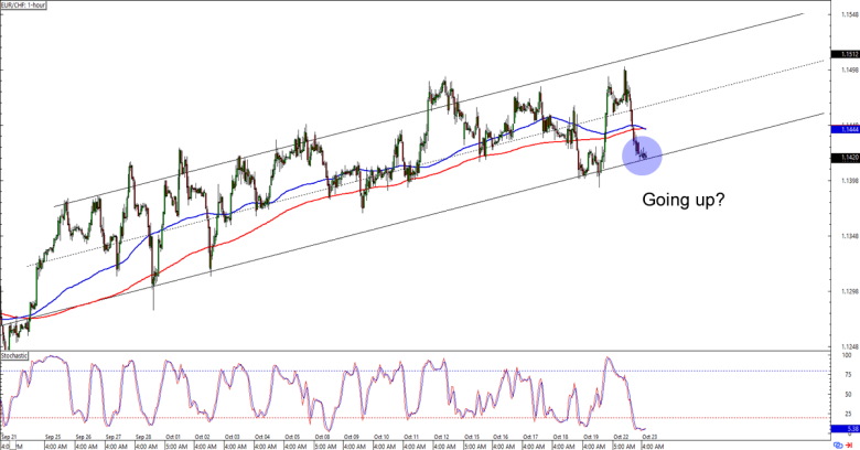 Chart Art: Short and Long-Term Trends on NZD/CAD and EUR/CHF - BabyPips.com