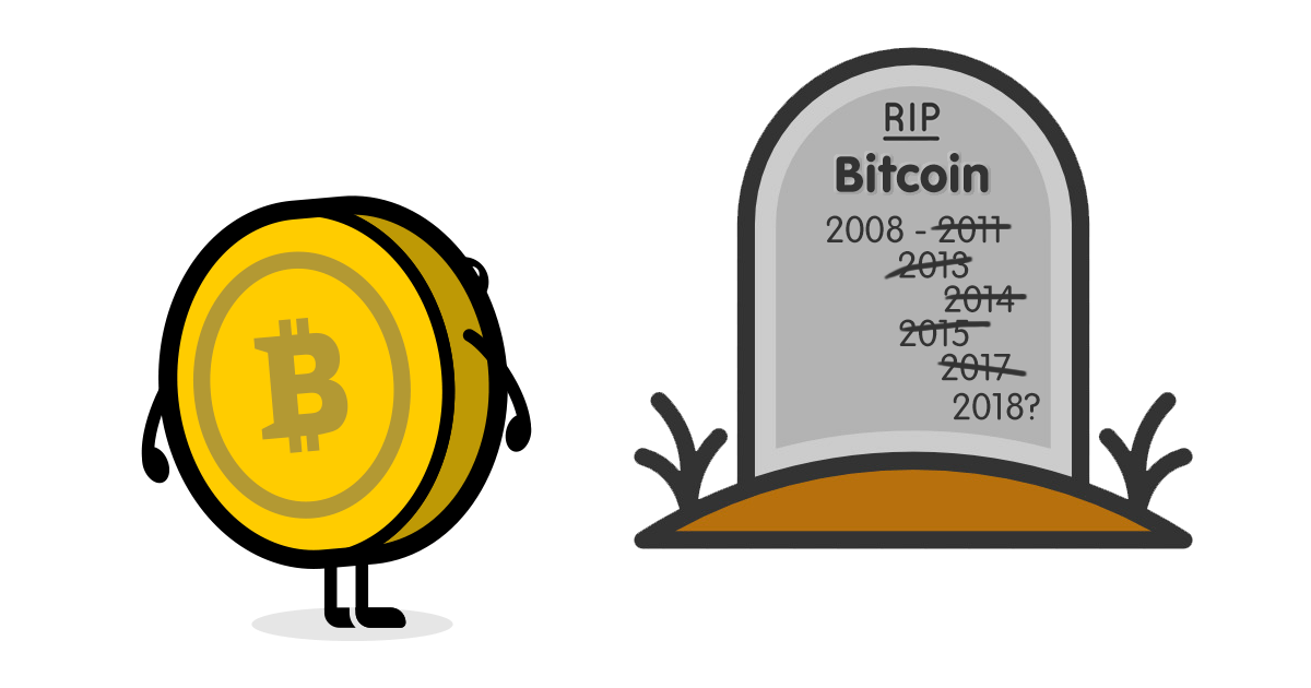 rip bitcoin