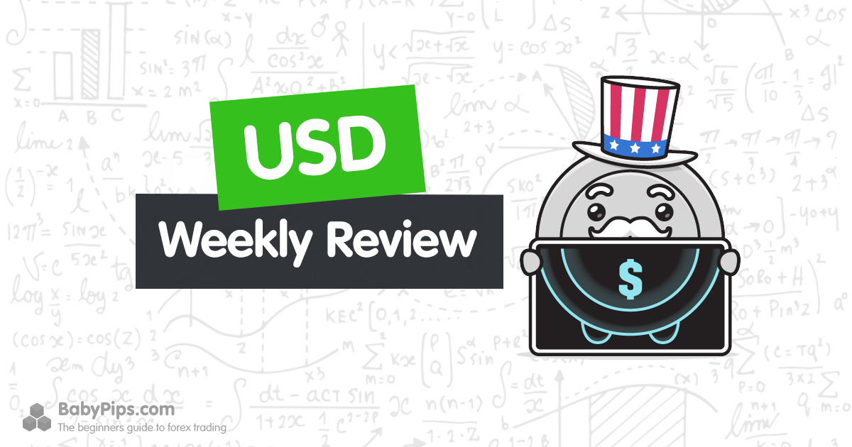 Usd Weekly Review June 1 5