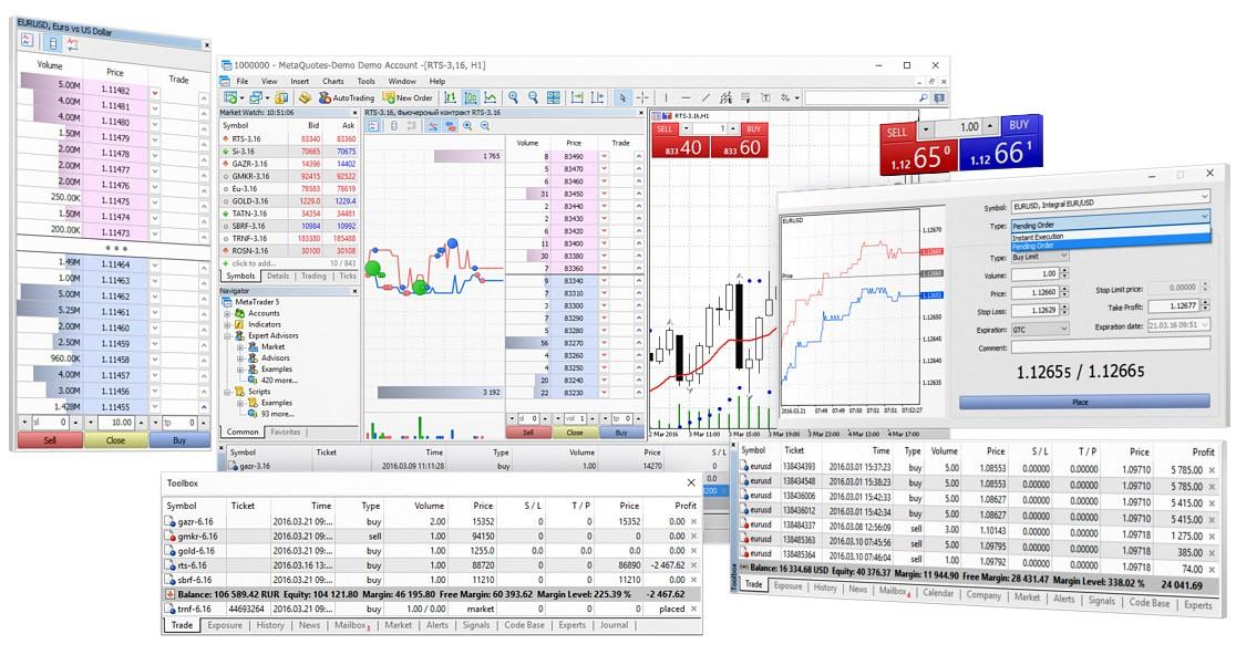 web trader metatrader online for free